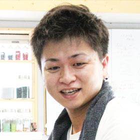 ガラス作家 三垣祥太郎